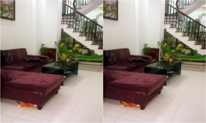 Nice Three Bedroom House For Rent in Binh Thanh District HCM City