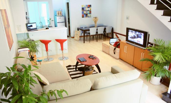 Beautiful Townhouse For Rent in Binh Thanh District, Ho Chi Minh City