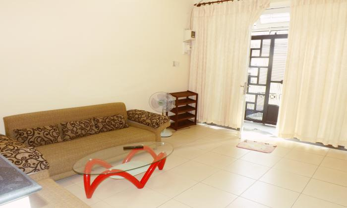 Nice House For Rent in Binh Thanh District, Ho Chi Minh city