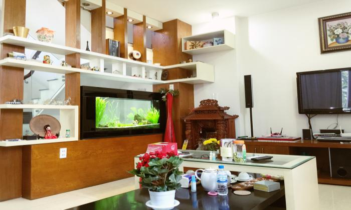 Amazing Garden Villa For Lease in Binh Thanh District Ho Chi Minh City