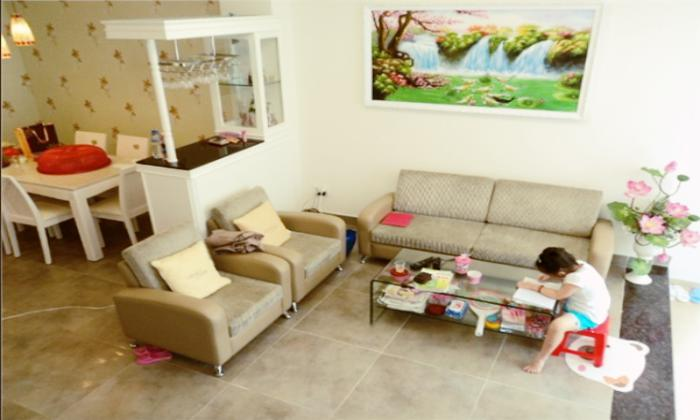 Nice House For Rent  in Huynh Van Banh St, Phu Nhuan District, HCMC