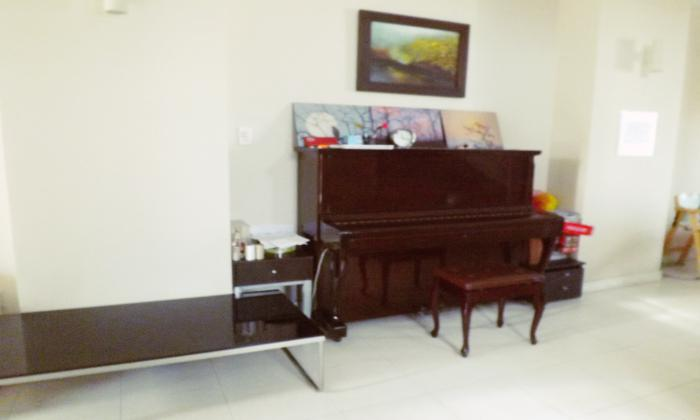 Four Bedrooms Townhouse For Rent in Phu Nhuan District, HCM City