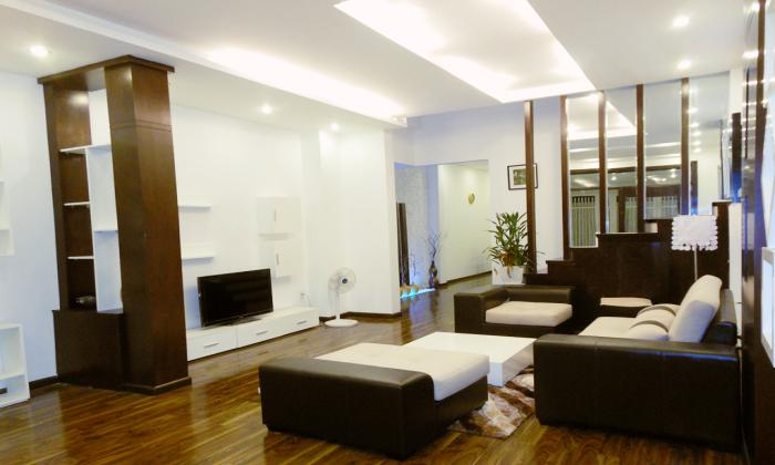Luxury House For Rent in Phu Nhuan District, Ho Chi Minh City
