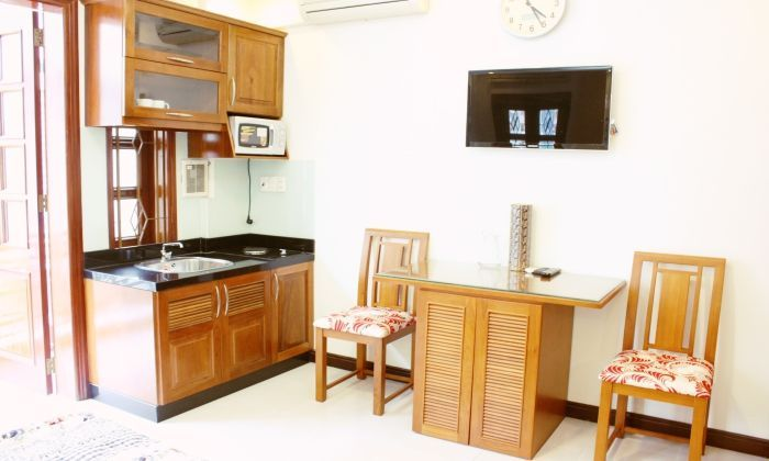 Serviced Apartment For rent In City Center, Ho Chi Minh City