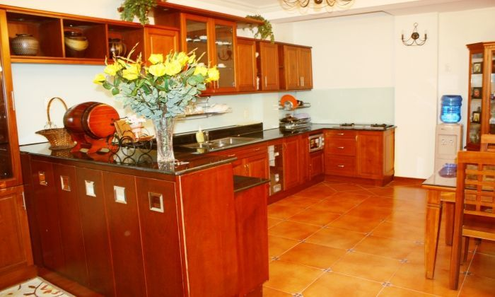 Serviced Apartment For Rent In City Center Ho Chi Minh City(Saigon)