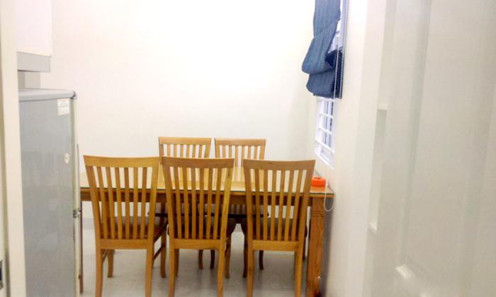 Separate One Bedroom Serviced Apartment in Dakao District 1 HCM City