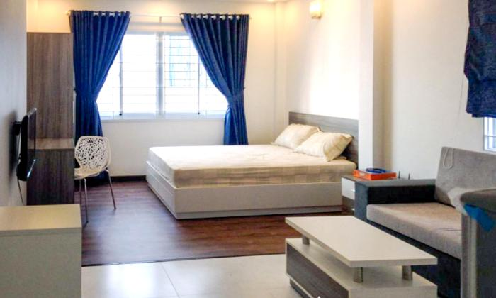 Very Nice and New Studio Serviced Apartment For Rent District 1 HCM City