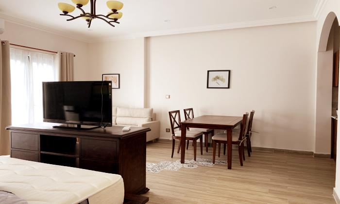 Charming Studio Apartment For Lease In Nguyen Van Thu Dakao District 1 Ho Chi Minh City
