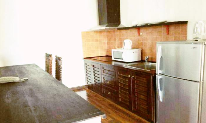 Japanese Style Serviced Apartment in District 1, HCMC