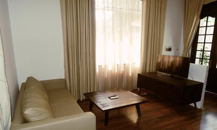 Nice Serviced Apartment For Rent In Quiet Location, District 1, HCMC