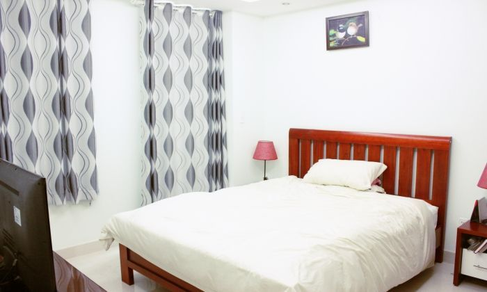 Serviced Apartment For Rent Near Ben Thanh Market, HCM City