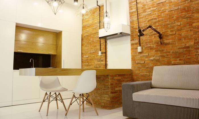 Brand New Amazing One Bedroom Serviced Apartment For Rent on Ky Con St