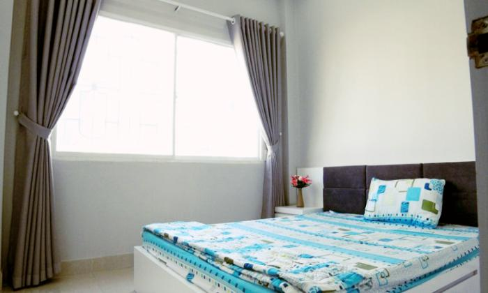Top Floor One Bedroom Serviced Apartment For Lease in District 1 HCMC