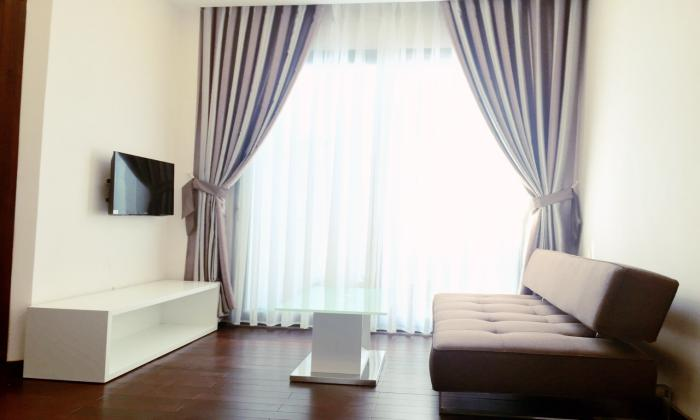 Newly One Bedroom Serviced Apartment For Rent in District 1 HCM City