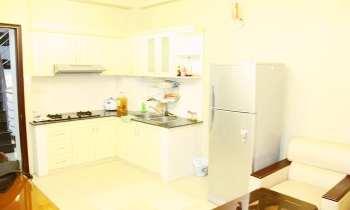 Cheap One Bedroom Serviced Apartment For Rent In Center - HCM City