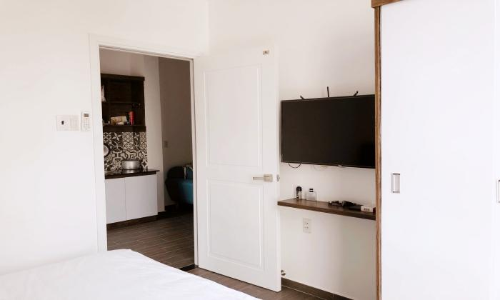 Private One Bedroom Bright Light For Lease in Nguyen Trai District 1 Ho Chi Minh City