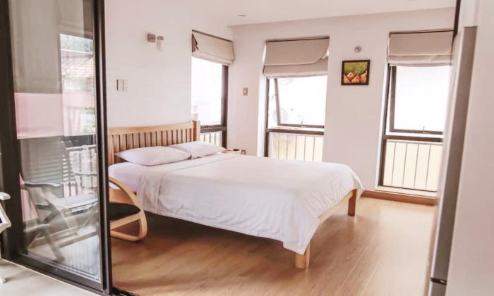Bright Light Studio Serviced Apartment For Rent in District 1 Ho Chi Minh City