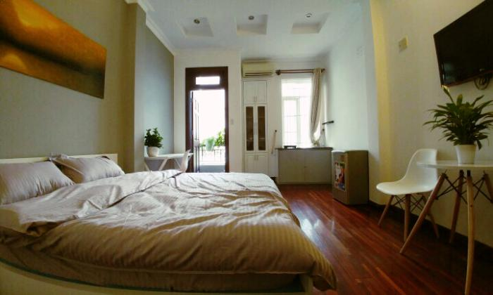 Amazing Decoration Studio Serviced Apartment in Central District 1 HCMC