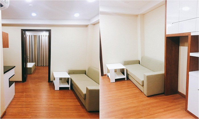 Modern Style One Bedroom Apartment in Le Thanh Ton St District 1 HCM City