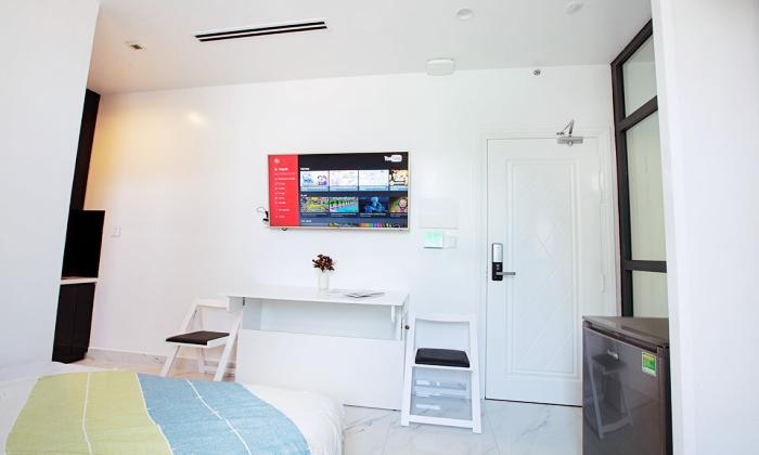 Luxury Studio Apartment in Nguyen Van Thu Street District 1 Ho Chi Minh City