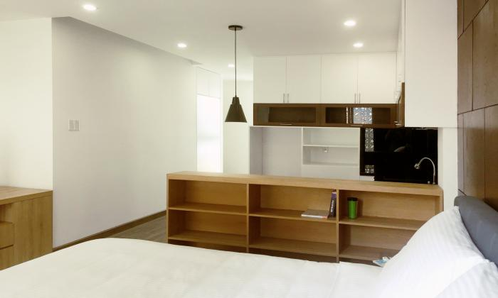 Stunning Designed Studio Apartment in Nguyen Thi Minh Khai St District 1 HCMC