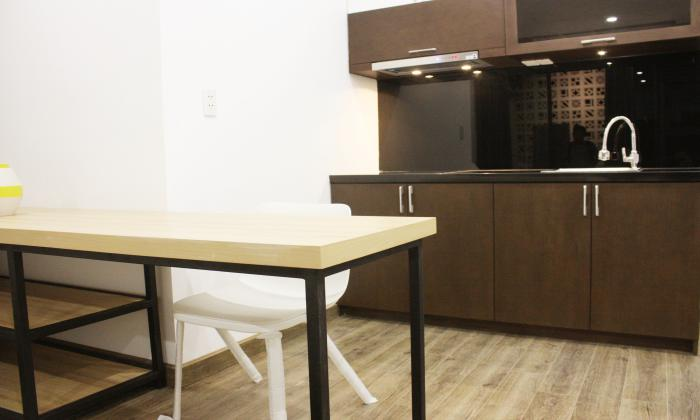 Charming Decoration Studio Serviced Apartment  For Lease in District 1 HCMC