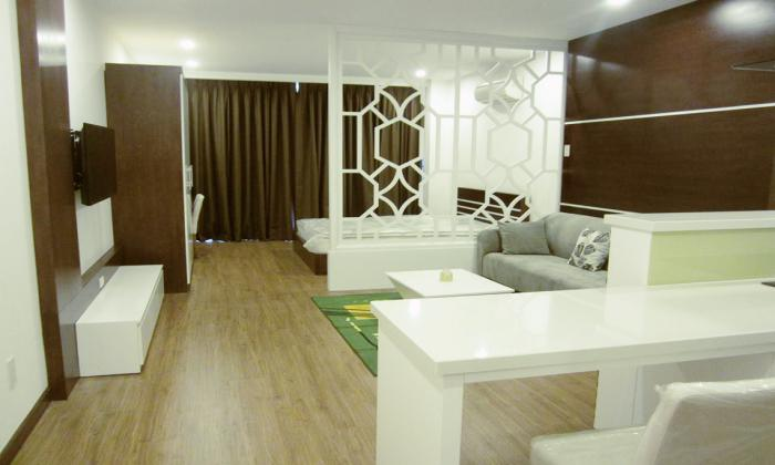 High Quality Studio Serviced Apartment in District 1 HCM City