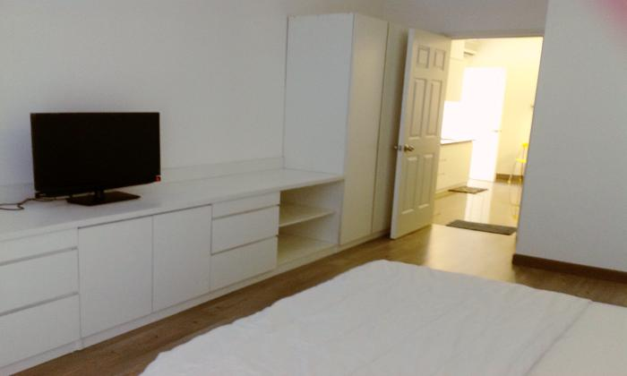 Modern Design One Bedroom Serviced Apartment in District 1 HCMC