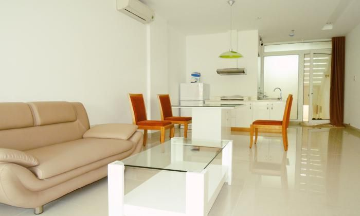 Cosy One Bedroom Serviced Apartment For Rent Near Ben Thanh Market