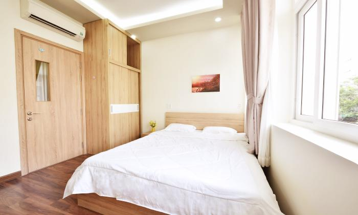 Nice Two Bedroom Serviced Apartment in Tan Dinh District 1 Ho Chi Minh City