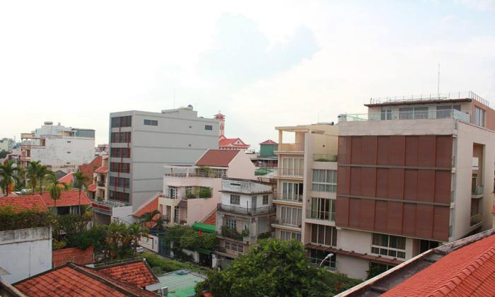 New Serviced Apartment in District 1, HCMC