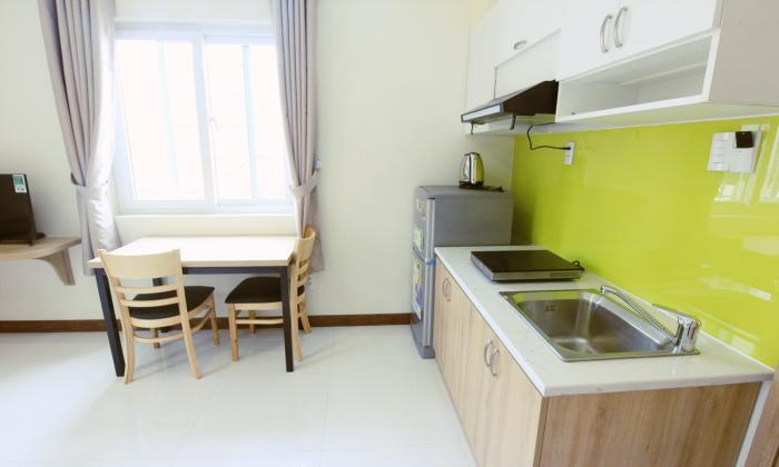 New Studio Serviced Apartment on Dang Dung, District 1, HCM City
