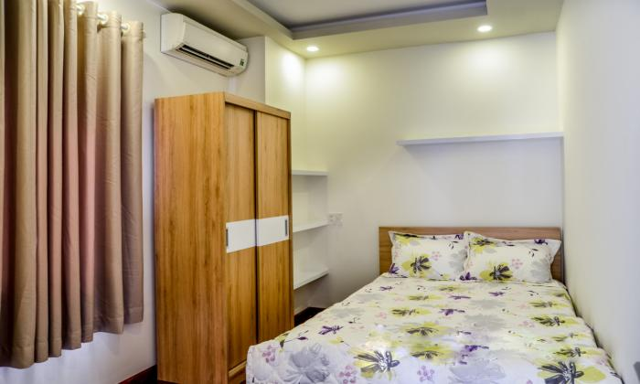 Two Bedrooms Serviced Apartment in District 1 Saigon Vietnam
