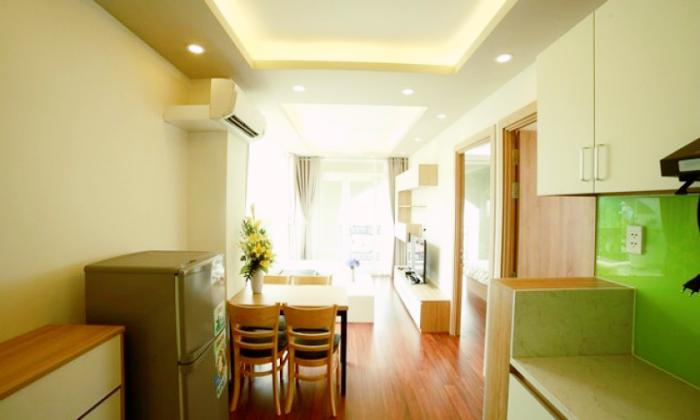 Two Bedrooms Penthouse Apartment For Lease in District 1 Ho Chi Minh City