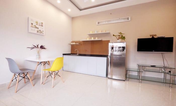 Good Price One Bedroom For Rent Serviced Apartment in District 1 Ho Chi Minh City