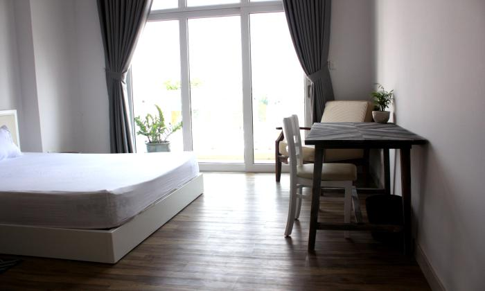 A New Bright Light One Bedroom Serviced Apartment in District 1 HCM City