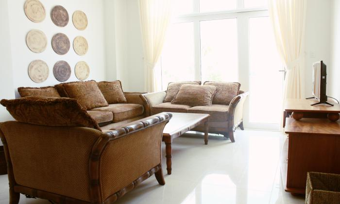 Very Nice Penthouse Serviced Apartment For Rent in District 1 HCM City