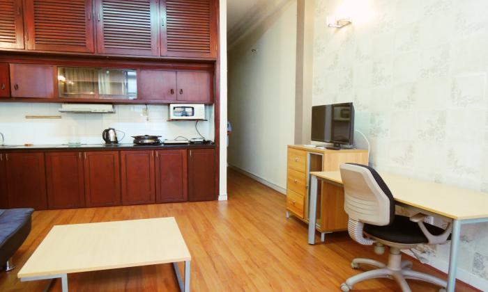 One Bedroom Serviced Apartment in CBD, Ho Chi Minh City
