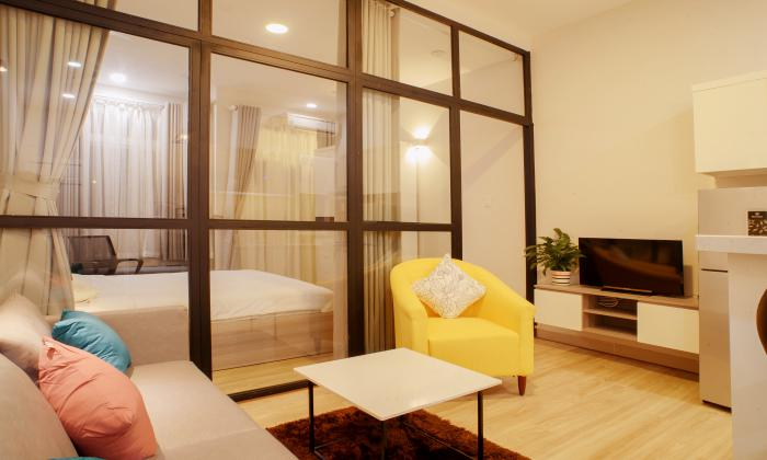 Amazing One Bedroom Spring Homes in Tran Dinh Xu District 1 Ho Chi Minh City