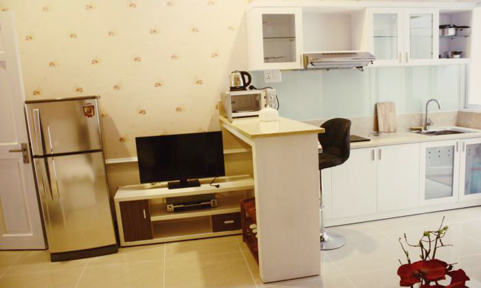 Very Nice Serviced Apartment For Rent in District 1, HCMC