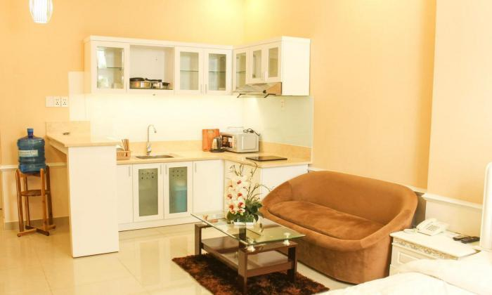 Stunning Studio Serviced Apartment in District 1, HCMC