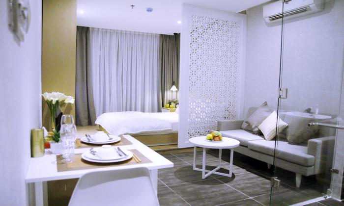 Luxury Living Serviced Apartment For Rent in Ho Chi Minh City