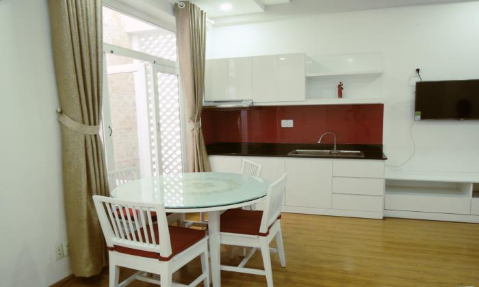 Very Nice Studio Apartment For Rent in District 1 HCM City Vietnam