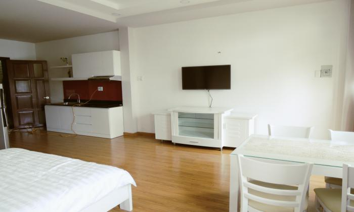 Amazing Studio Serviced Apartment For Rent in District 1 Ho Chi Minh City