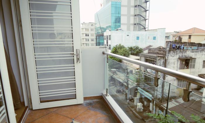 Nice Studio Apartment With Balcony For Lease District 1 HCM City