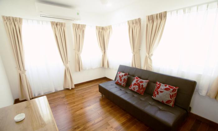 Newly Luxurious One Bedroom Apartment in Downtown Ho Chi Minh City