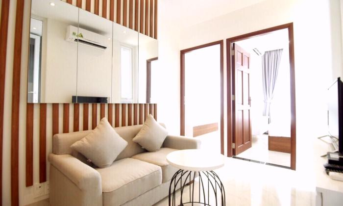 Nice Two Bedrooms Apartment in Thach Thi Thanh Street District 1 HCM City