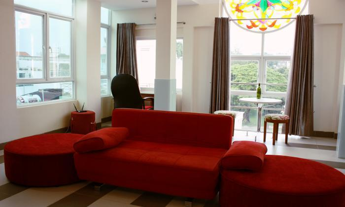 Wonderful Serviced Apartment Vo Thi Sau St, District 1, HCM City