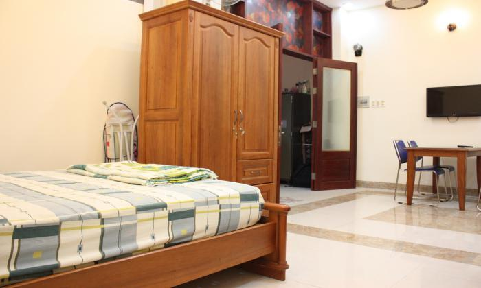 Nice Studio Serviced Apartment For Rent, District 1, HCM City