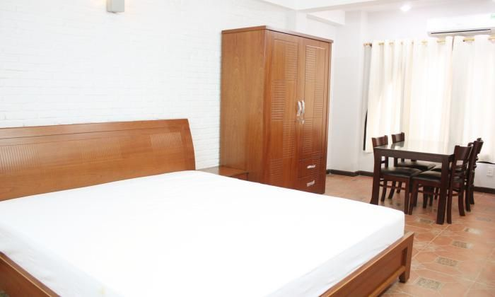 Cosy Studio Serviced Apartment For Rent, District 1, HCM City